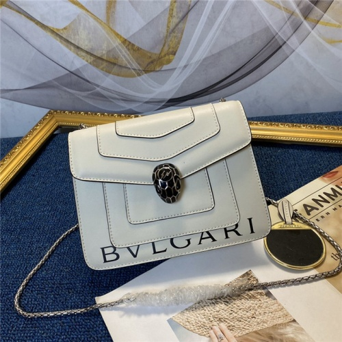 Bvlgari AAA Quality Messenger Bags For Women #767088