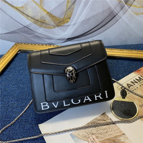 Bvlgari AAA Quality Messenger Bags For Women #767089