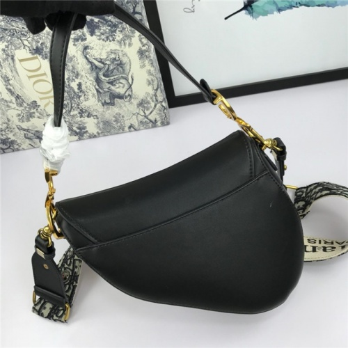 Replica Christian Dior AAA Quality Messenger Bags For Women #767101 $90.21 USD for Wholesale