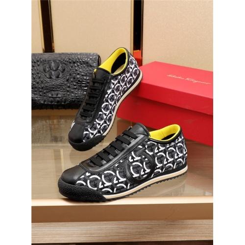 Ferragamo Salvatore FS Casual Shoes For Men #767123