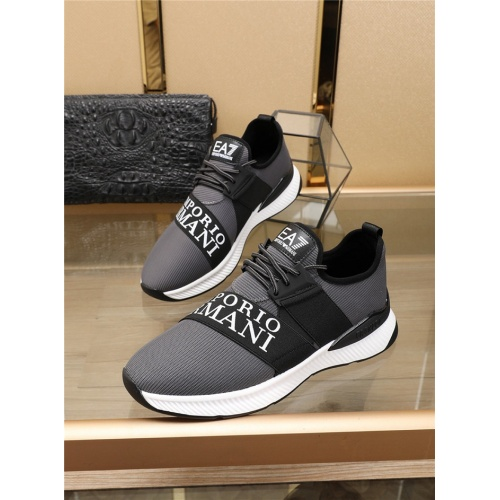 Armani Casual Shoes For Men #767137