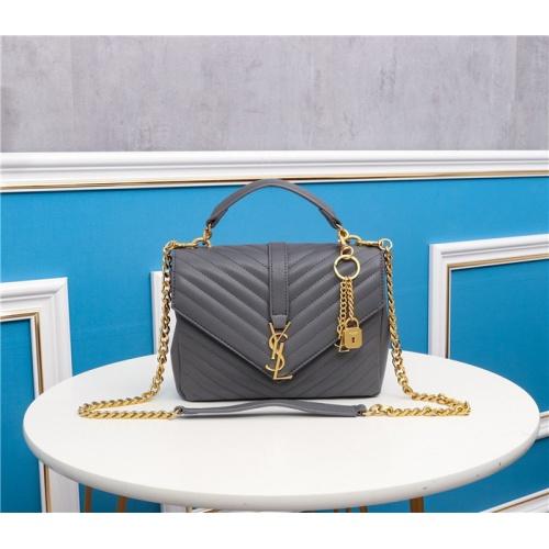 Yves Saint Laurent YSL AAA Quality Messenger Bags For Women #767250