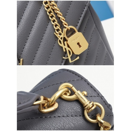 Replica Yves Saint Laurent YSL AAA Quality Messenger Bags For Women #767250 $96.03 USD for Wholesale