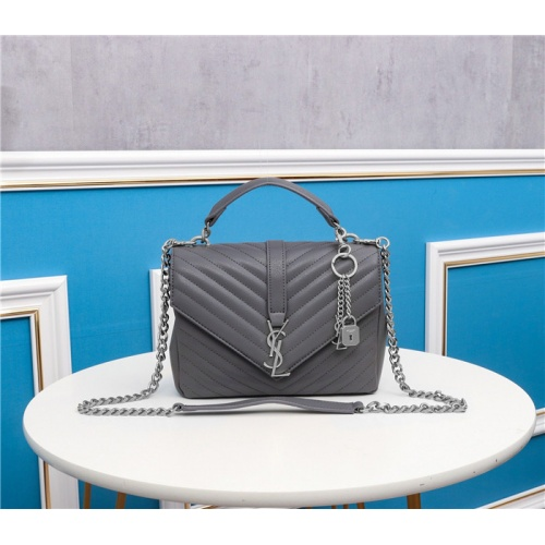 Yves Saint Laurent YSL AAA Quality Messenger Bags For Women #767251