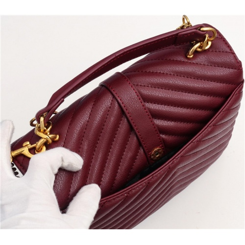 Replica Yves Saint Laurent YSL AAA Quality Messenger Bags For Women #767253 $96.03 USD for Wholesale