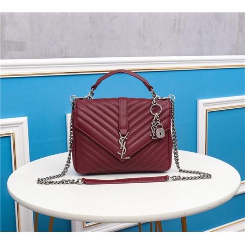 Yves Saint Laurent YSL AAA Quality Messenger Bags For Women #767254