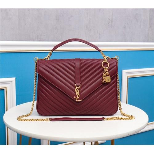 Yves Saint Laurent YSL AAA Quality Messenger Bags For Women #767261