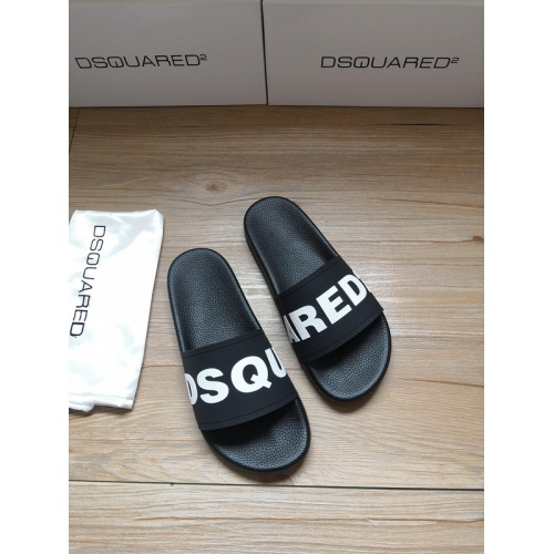 Dsquared Slippers For Men #767444