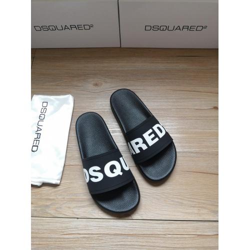 Dsquared Slippers For Men #767444