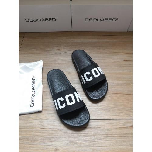 Dsquared Slippers For Men #767449