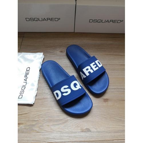 Dsquared Slippers For Men #767453