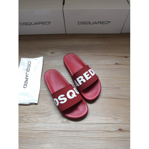 Dsquared Slippers For Men #767456