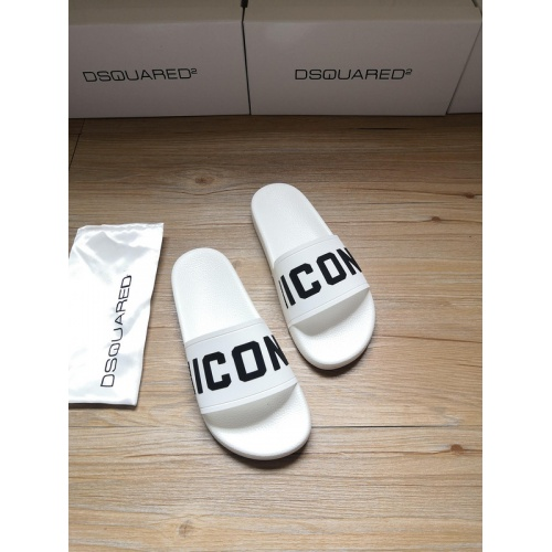 Dsquared Slippers For Men #767467