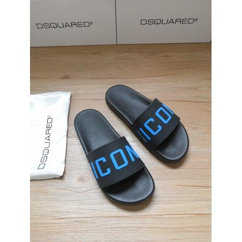 Dsquared Slippers For Men #767474