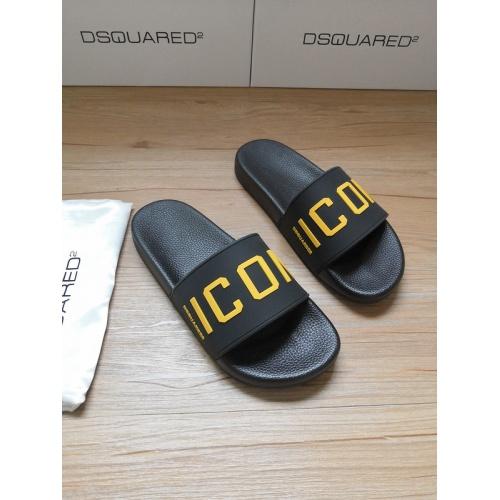 Dsquared Slippers For Men #767478