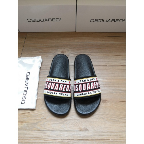 Dsquared Slippers For Women #767489