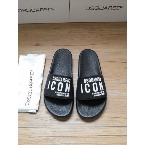 Dsquared Slippers For Men #767490
