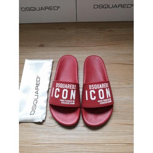 Dsquared Slippers For Men #767492