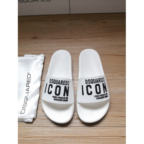 Dsquared Slippers For Men #767494