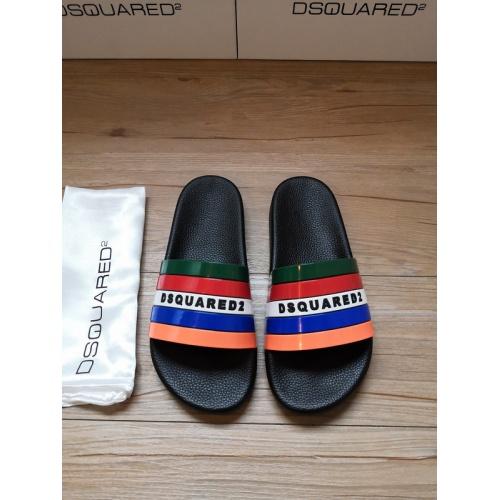 Dsquared Slippers For Men #767496
