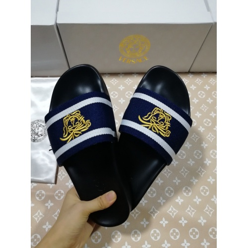 Versace Slippers For Women #767546