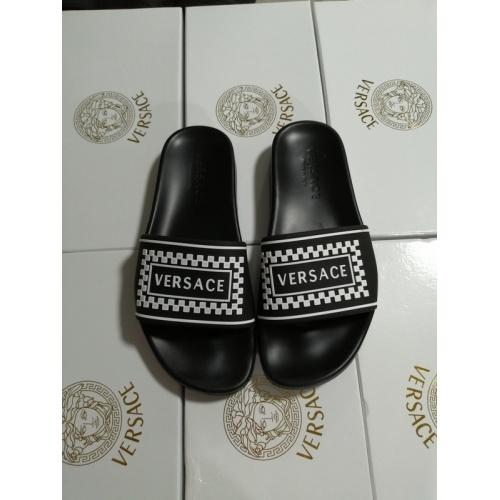 Versace Slippers For Women #767550