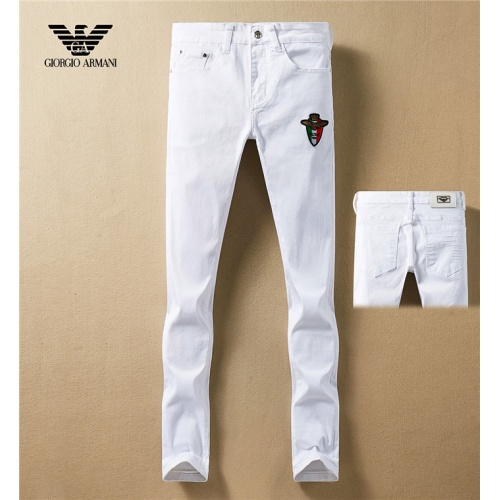 Armani Jeans Trousers For Men #767566