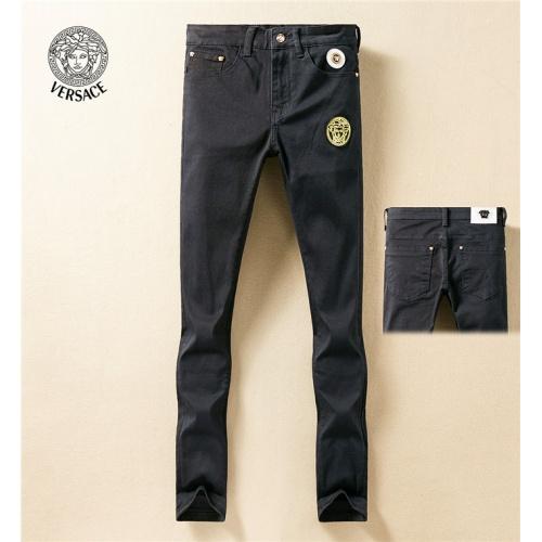 Versace Jeans Trousers For Men #767569 $43.65, Wholesale Replica Versace Jeans