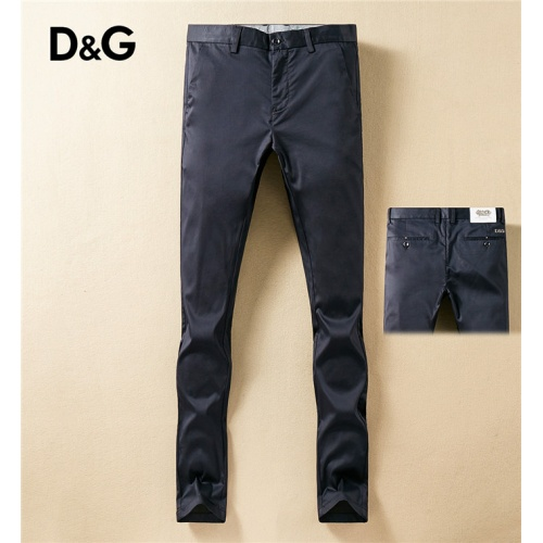Dolce & Gabbana D&G Pants Trousers For Men #767578 $40.74, Wholesale Replica Dolce & Gabbana D&G Pants