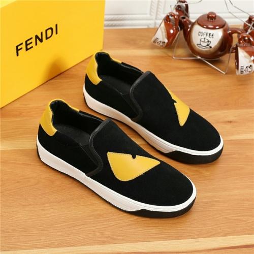 Fendi Casual Shoes For Men #767732