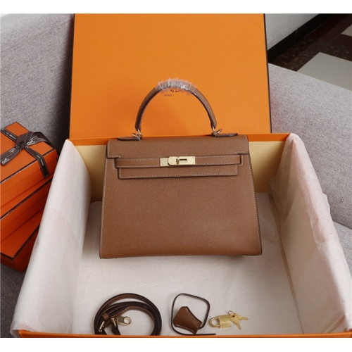Hermes AAA Quality Handbags #767760