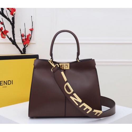 Fendi AAA Quality Handbags For Women #767783