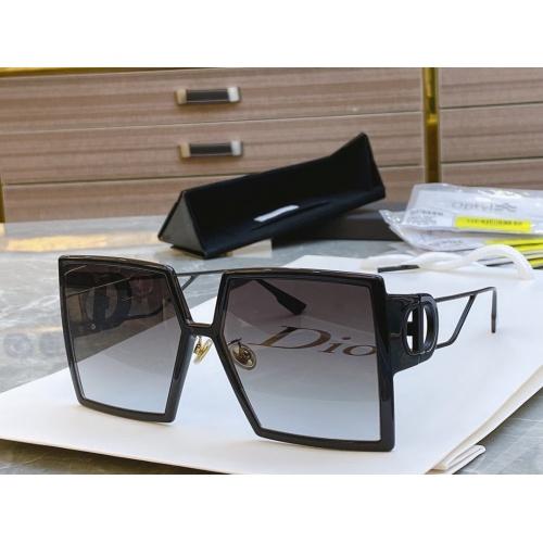 Christian Dior AAA Quality Sunglasses #768029