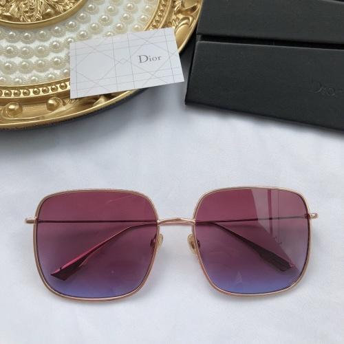Christian Dior AAA Quality Sunglasses #768050