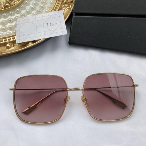 Christian Dior AAA Quality Sunglasses #768053