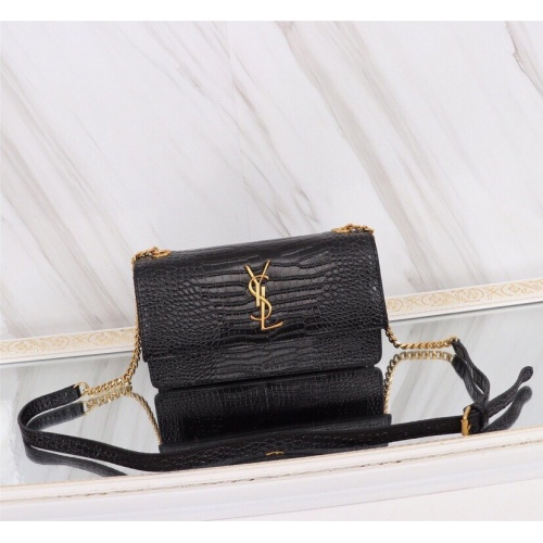 Yves Saint Laurent YSL AAA Quality Messenger Bags For Women #768234