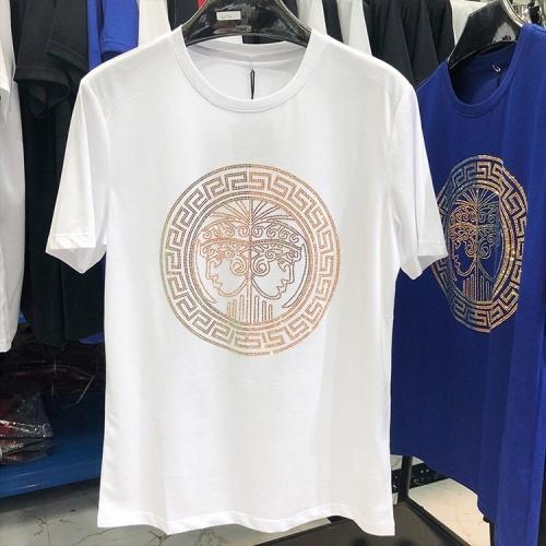 Versace T-Shirts Short Sleeved O-Neck For Men #768244