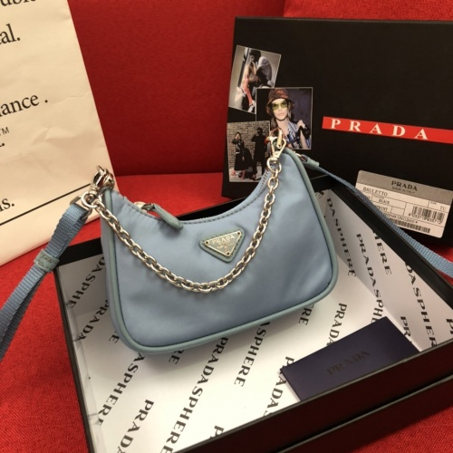 Prada AAA Quality Messeger Bags For Women #768317