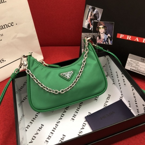 Prada AAA Quality Messeger Bags For Women #768320