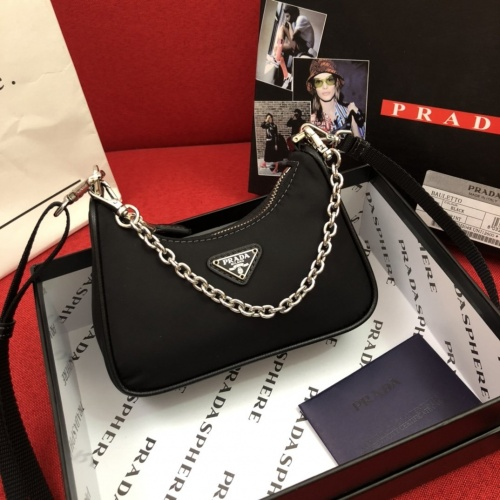 Prada AAA Quality Messeger Bags For Women #768321