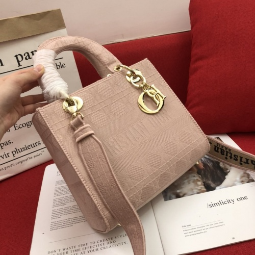 Christian Dior AAA Quality Handbags For Women #768343