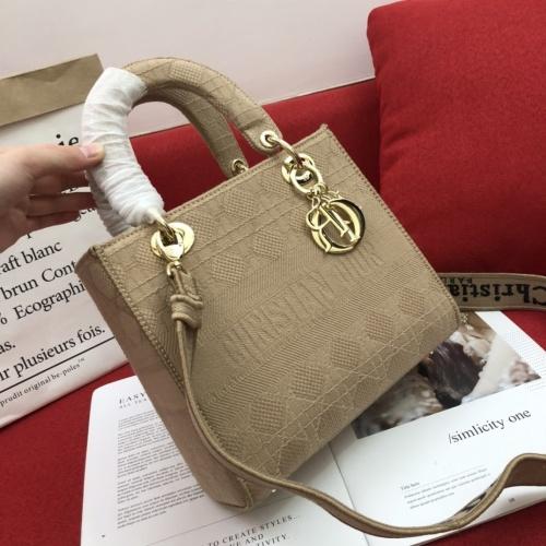 Christian Dior AAA Quality Handbags For Women #768344
