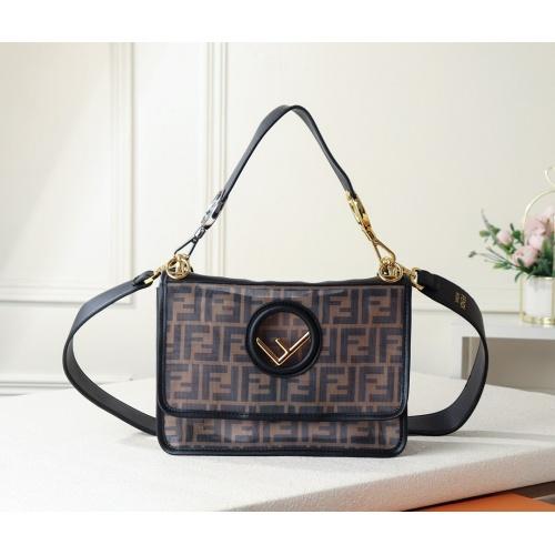 Fendi AAA Quality Handbags For Women #768418