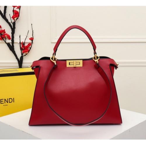 Fendi AAA Quality Handbags For Women #768423