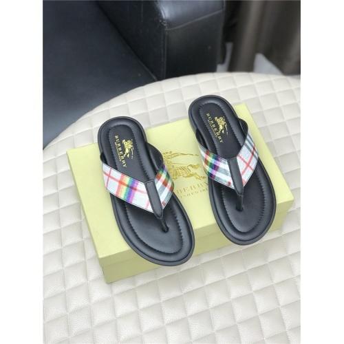Burberry Slippers For Men #768559