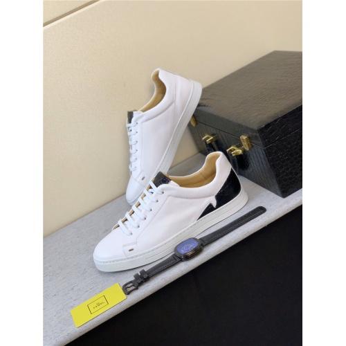 Fendi Casual Shoes For Men #768611