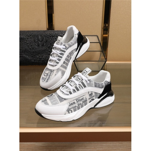 Christian Dior Casual Shoes For Men #768642