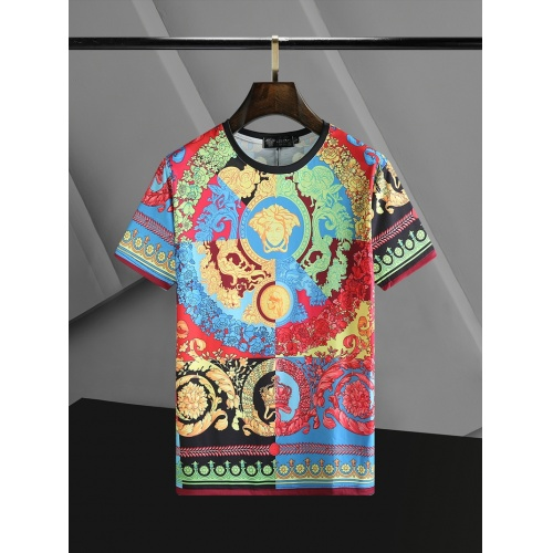 Versace T-Shirts Short Sleeved O-Neck For Men #768689