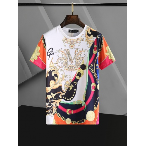 Versace T-Shirts Short Sleeved O-Neck For Men #768690