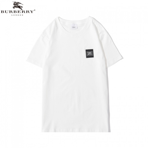 Burberry T-Shirts Short Sleeved O-Neck For Men #768702